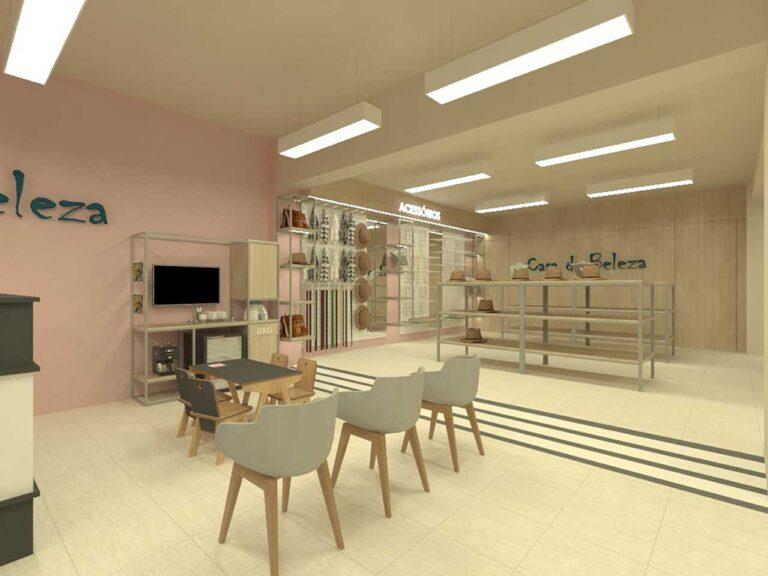 Plano Comercial Casa da Beleza